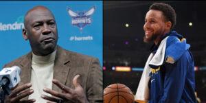 NBA – Pourquoi Michael Jordan est frustré, entre autres, par les Warriors