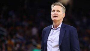 NBA – Le constat dépité de Steve Kerr sur ses difficultés avec les Warriors