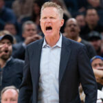 NBA – Furieux, Steve Kerr menace ses Warriors