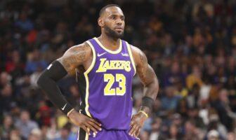 NBA - LeBron James fait un compliment significatif
