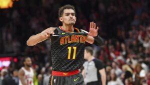 NBA – Trae Young réagit à l'éviction des Hawks de la fin de saison