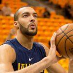 NBA – L'énigmatique réponse de Rudy Gobert sur son tir à 3 points