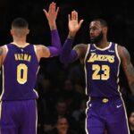 NBA –  Kyle Kuzma met un très gros coup de pression à propos du MVP