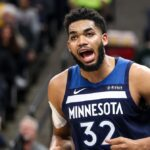 NBA – Le record inattendu de Karl-Anthony Towns
