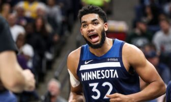 NBA - Le record totalement inattendu de Karl-Anthony Towns