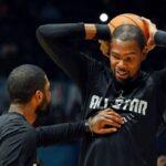 NBA – Pourquoi Kevin Durant et Kyrie Irving seront avantagés cette saison