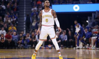 D'Angelo Russell a inscrit son career high face aux Wolves