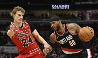 NBA - Carmelo Anthony révèle le manque de respect des Bulls envers lui