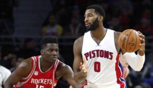 NBA – Clint Capela seul dans l'histoire avec Dennis Rodman, Drummond réagit
