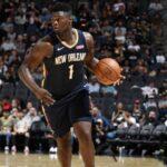 NBA – Zion Williamson mis en garde par un ancien gros de la ligue
