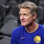 NBA – Steve Kerr s'explique sur le 5 majeur des Warriors qui fait parler