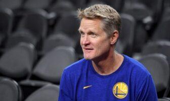 """Kerr a trouvé """"comique"""" avis sur Warriors avant saison"""