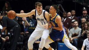 NBA – Le point commun de Luka Doncic avec Steph Curry selon Seth