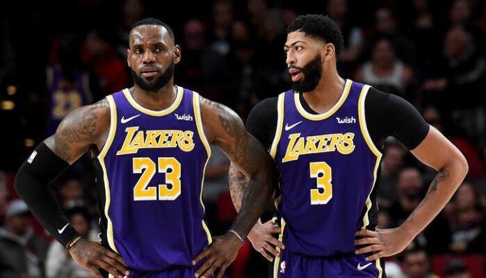 Première All-Time pour LeBron et Davis