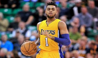 D'Angelo Russell se confie sur scandale Lakers