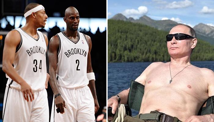 NBA - Pour l'ancien GM des Nets, le mega-trade avec Boston a foiré à cause... de Vladimir Poutine