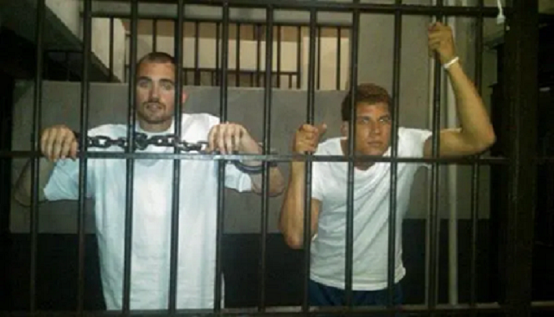 Deux équipes vont participer à des matchs en prison pour la première fois