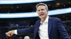 NBA – Steve Kerr fait enfin son mea culpa
