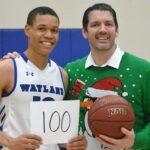 NAIA/NBA – Le frère de Jarrett Culver plante 100 points !