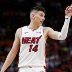 NBA – En feu, Tyler Herro rejoint Kobe Bryant dans l'histoire des playoffs