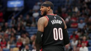 NBA – Melo vide son sac et explique pourquoi il s'est senti rejeté à Houston