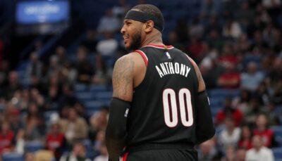 NBA – Les Blazers ciblent un prestigieux free agent… pour remplacer Melo ?