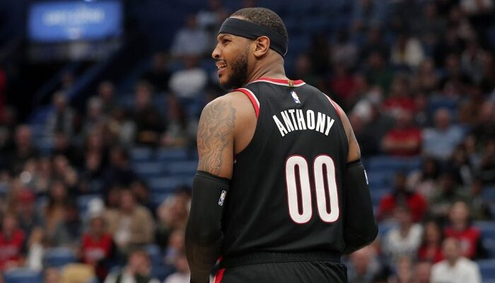 Concurrence pour Carmelo Anthony ?