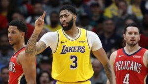 NBA – Anthony Davis dévoile l'improbable secret derrière son gros match