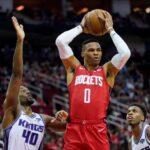 NBA – Enfin un record positif pour Russell Westbrook !