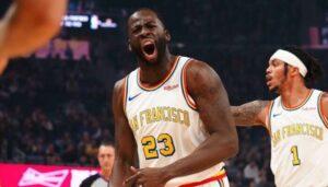 NBA – L'hallucinante séquence de Draymond, une autre star l'encense