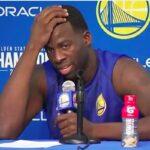 NBA – Draymond Green pousse un coup de gueule après la défaite