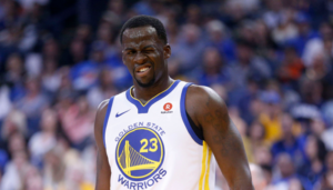 NBA – La réaction WTF de Draymond Green à son fail tragique