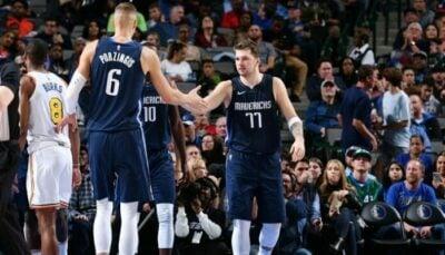 NBA – « Il y a eu quelque chose d'étrange entre lui et Luka Doncic »