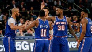NBA – Messages cryptiques de 2 Knicks sur les réseaux, trade à venir ?