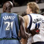NBA – Kevin Garnett vs Dirk Nowitzki : qui domine le duel en carrière ?