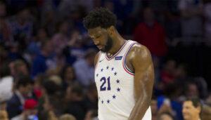 NBA – Le message totalement dépité de Joel Embiid après l'élimination des Sixers