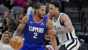 NBA – Kawhi Leonard réagit à la bronca des fans des Spurs