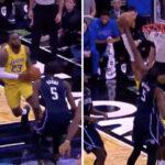 NBA – Le gros contre de Mo Bamba sur LeBron James !
