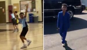 NBA – Le fils de Nick Young déjà aussi fou que son père