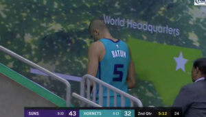 NBA – Nouveau coup dur pour Nicolas Batum