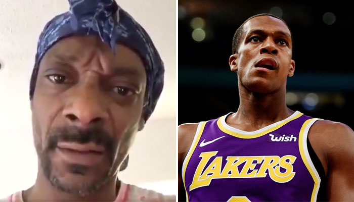 Snoop Dogg met un coup de pression à deux Lakers