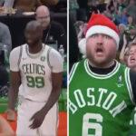 NBA –  Le TD Garden en feu pour les grands débuts de Tacko Fall à domicile !