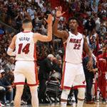 NBA – Après son exploit, Tyler Herro dédie sa performance à un coéquipier