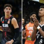 NBA – Nouvelle prévision de Draft, 4 Français annoncés !