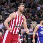Euroleague – Nikola Milutinov entre grosses écuries européennes et NBA !