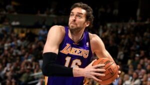 NBA – Les 5 meilleurs ailiers forts all-time des Lakers