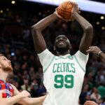 NBA – La drôle de révélation de Brad Stevens sur Tacko Fall