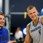 NBA – Porzingis contredit sèchement son boss à propos de Luka