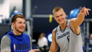 NBA – « En privé, il dit qu'il veut signer à Dallas avec Luka et Porzingis »