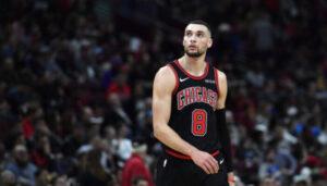 NBA – Zach LaVine réalise une première depuis 2010… et les Bulls depuis 1992 !